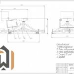 Чертежи и эскизы стреловых кранов Пионер ПК «Подъемное Оборудование»