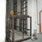 Четырехмачтовый подъемник ПК «Подъемное Оборудование»