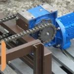 Мотор-редуктор для малого грузового подъемника ПК Подъемное Оборудование