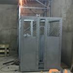 Кабина шахтного подъемника ПК «Подъемное Оборудование»