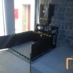 Грузовые подъемники ПК «Подъемное Оборудование» на производстве