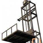 Подъемник с боковым креплением ПК «Подъемное Оборудование»