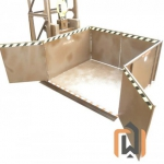 Подъемник консольный одномачтовый ПК «Подъемное Оборудование»