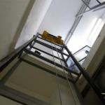 Подъемник ПК «Подъемное Оборудование» для складов и складских терминалов
