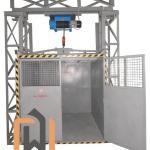 Двухмачтовый подъемник ПК «Подъемное Оборудование»
