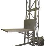 Варианты изготовления консольных и шахтных подъемников