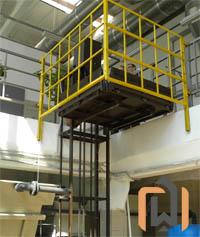 Промышленный подъемник ПК Подъемное Оборудование