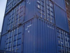 Габаритные размеры железнодорожных контейнеров