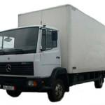 Габаритные размеры и грузоподъемность основных типов грузовых автомобилей