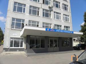 Консольный подъемник для конструкторского бюро, Москва, август 2013