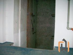 Четырехмачтовый подъемник на складской комплекс, Брянск